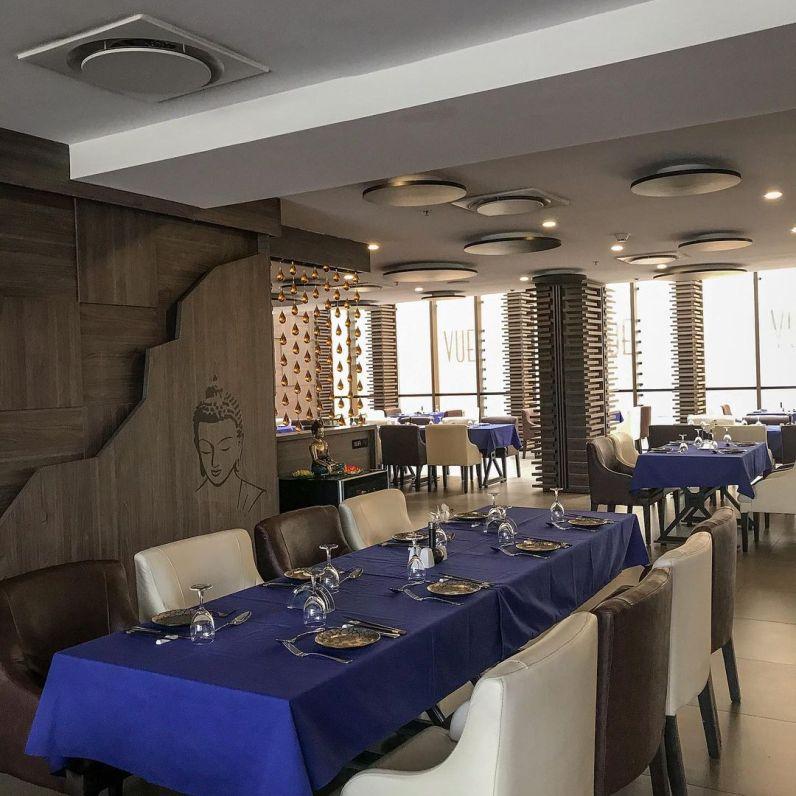 Best Restaurant For Asian Food in Abuja