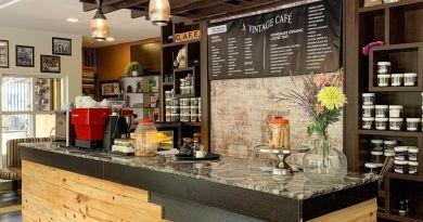 Vintage Cafe, Abuja