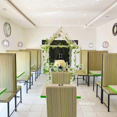 Green Chilli Steakhouse Abuja