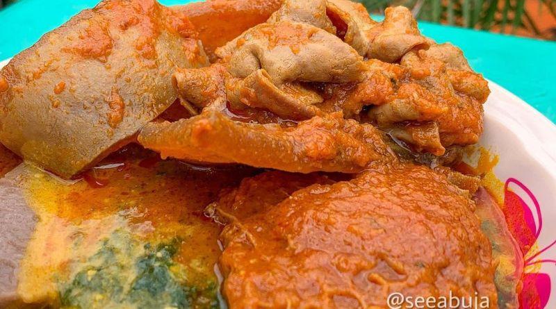 Mama Ashabi Restaurant Abuja