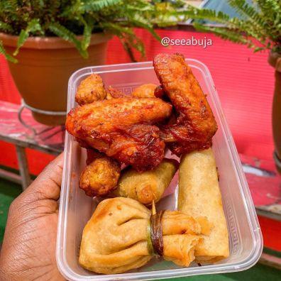 Meerahs Cafe Abuja