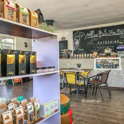 The Cube Cafe Abuja