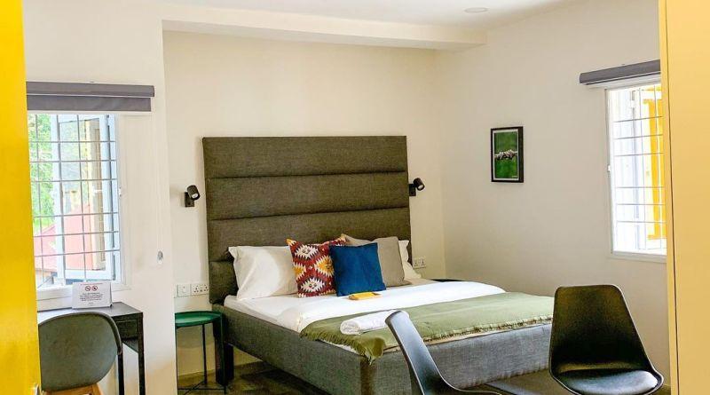 Yellow Door Apartment Abuja