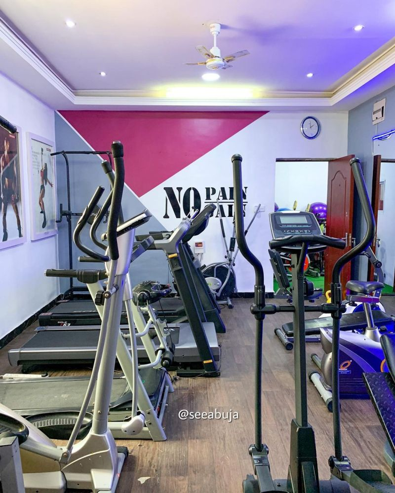 Pinkinetics Women Only Gym And Spa