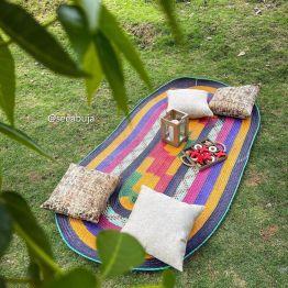 Fresco Sandwich, Sarius Palmetum Garden Abuja
