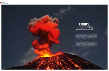 Earths Fire Asian Stratovolcanoes