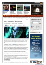 The Origins Of The Avatar