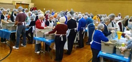 Des Moines Diocese Parishes Package Food for Kilimanjaro ...