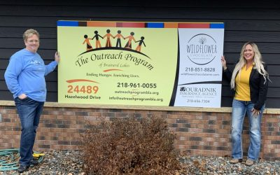 The Outreach Program, Leading Hunger-Fighter Nonprofit, Announces Major National Expansion with New Community Associates Program at Brainerd Lakes, Minnesota