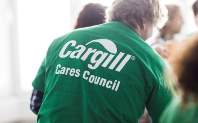 Cargill Generously Donates Food Supply for 250,000 Meals to The Outreach Program's Emergency Food Supply Ration Boxes