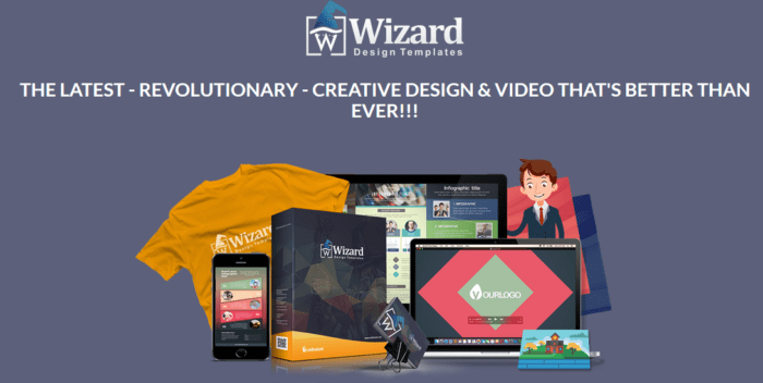 Wizard Design Templates Pro Review Outstanding Huge Collection Of