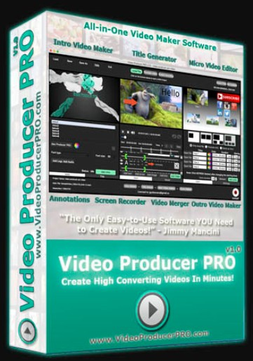 photo to video maker software
