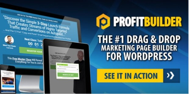 Profit Builder 2.0 Ultimate Plugin Software by Sean Donahoe