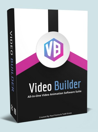 VideoBuilder Video Animation Creation Software Suite by Todd Gross