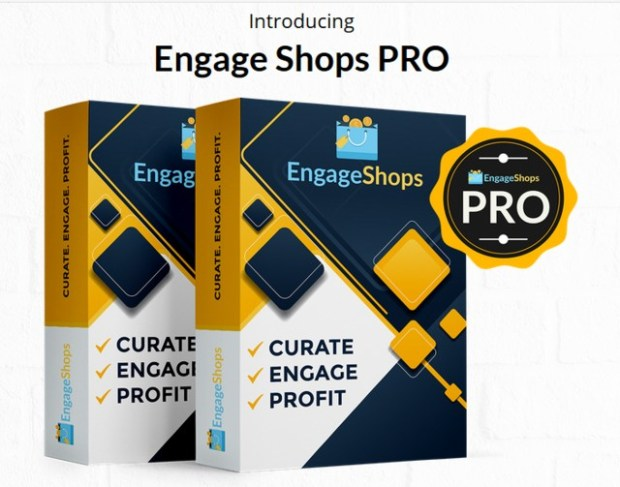 OTO #2 – EngageShops WhiteLabel Rights License Upgrade by