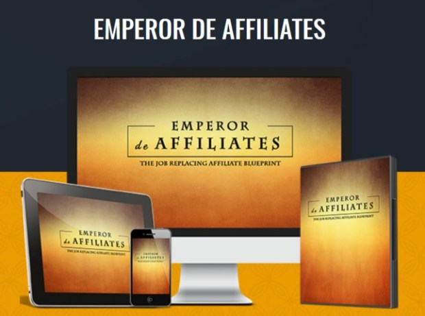 Emperor de affiliates review software digital product review emperor de affiliates pro video training course by craig crawford amir ghorechi review best first complete affiliate marketing video pdf training malvernweather Images