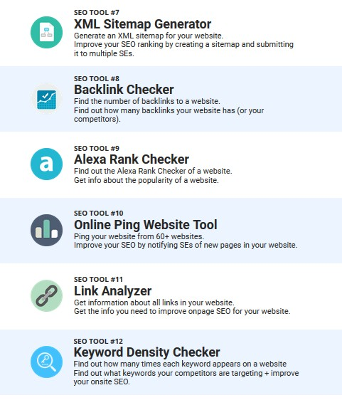 SEO Toolkit PRO 25-in-1 Software by Ankur | JVZOO RESEARCH