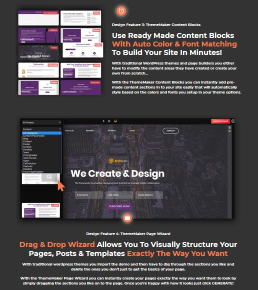 ThemeMaker Theme Creator Software Pro Oto | JVZOO RESEARCH