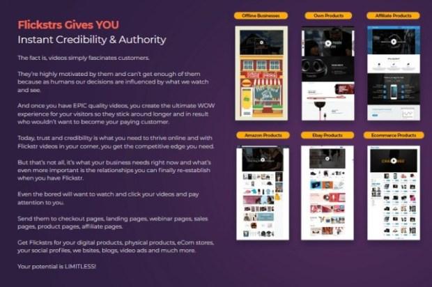 Flickstr Video Creator Software by Mo Latif
