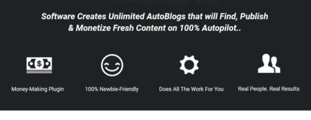 WP Auto Content AutoBlogging WordPress Plugin Software by Ankur Shukla