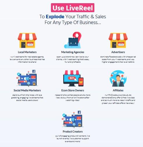LIVEreel PRO Live Videos Software by Abhi Dwivedi