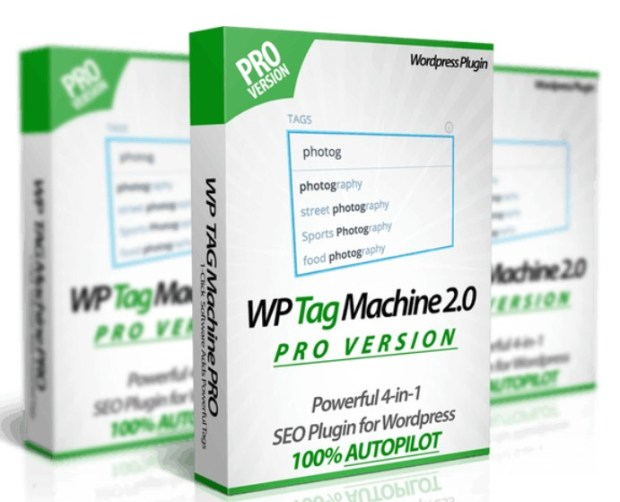 WP Tag Machine PRO 2 0 Version Upgrade OTO | JVZOO RESEARCH
