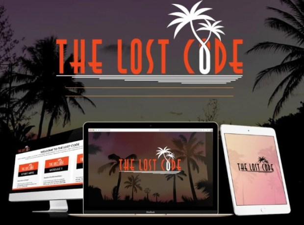 The LOST CODE Training Course by Brendan Mace