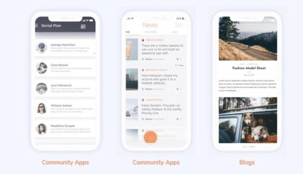 Prоgrеѕѕіvе Apps Builder Sоftwаrе by Saaransh