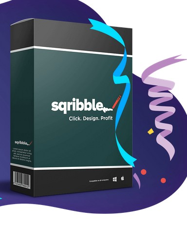 Sqribble PRIME Membership Limited Edition Designs Upgrade OTO by Adeel Chowdhry