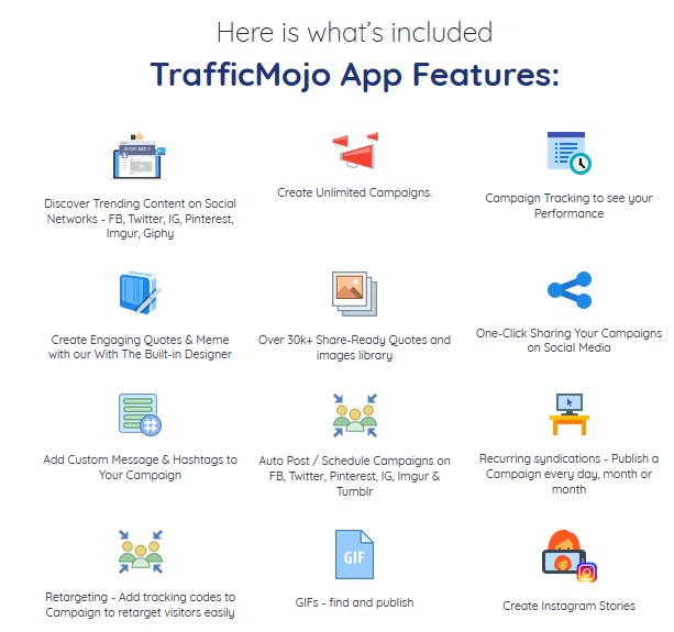Traffic Mojo Pro Software And OTO Upsell by Dan Ashendorf