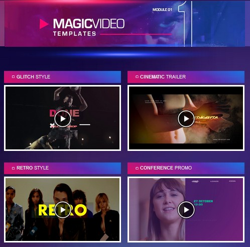 Magic Video Fx 4.0 by Arif Chandra