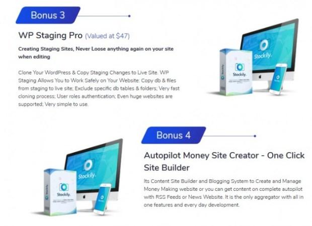 Stockily Pro Upgrade OTO Software by Daniel Adetunji