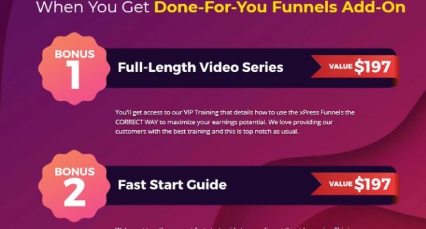 Some Known Factual Statements About Done For You Funnels