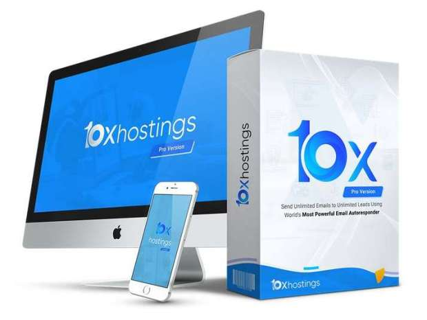 10xHostings Pro   JVZOO RESEARCH