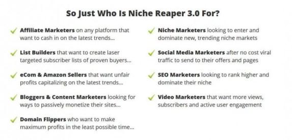 Niche Reaper v3.0 by Matt Garrett