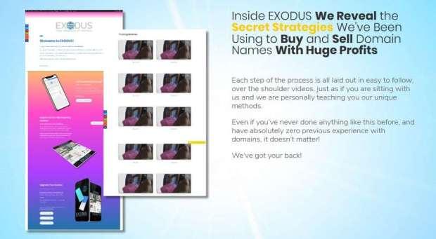 EXODUS | JVZOO RESEARCH