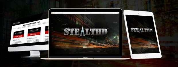 Stealthd by Brendan Mace