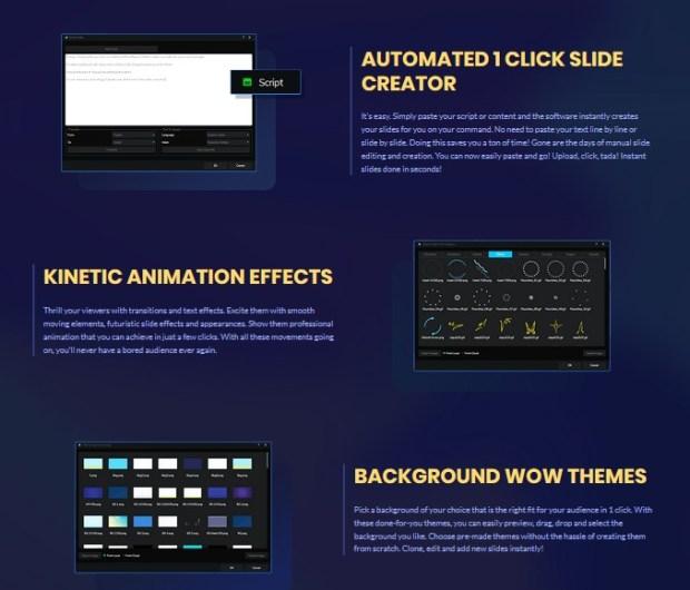 Animaytor Animation Video Maker Software & OTO by Brett Ingram