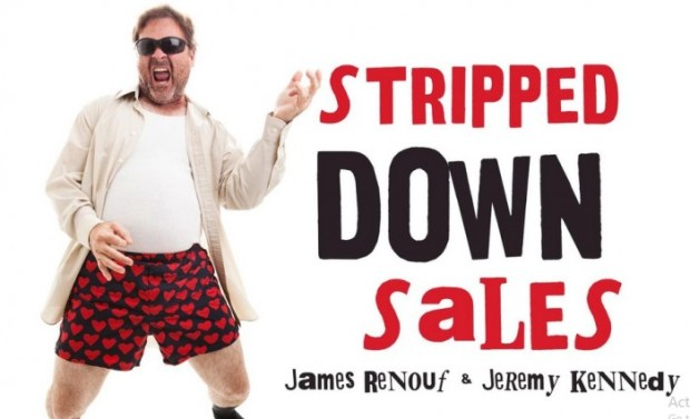 Image Stripped Down Sales System & Training by James Renouf