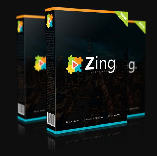 Zing It Review: OTO's & Info 1