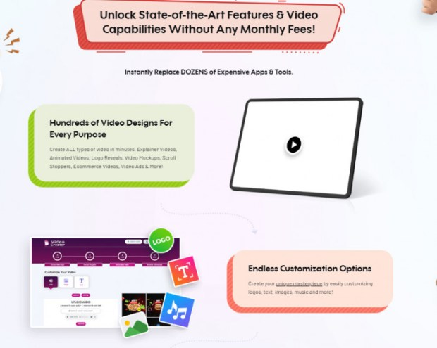 VideoCreator Video Animation Suite Software by Paul Ponna And Sid Diwar 8 1
