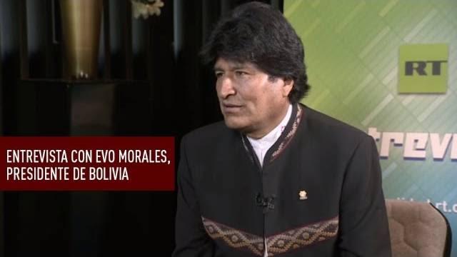 Evo Morales diz que EUA tentam dividir para dominar a América Latina
