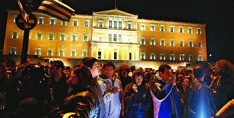 Grécia fora do euro: uma possibilidade cada vez mais real
