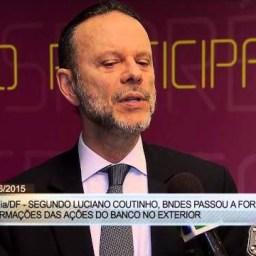 Luciano Coutinho: BNDES pode financiar até 70% em logística