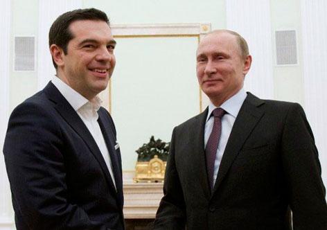 Fórum Econômico Internacional de São Petersburgo: Rússia e Grécia assinam acordo sobre gasoduto