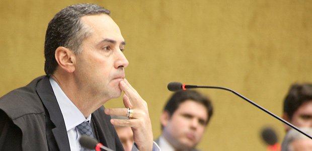 """Luís Roberto Barroso, ministro do STF: não há justificativa para as penas do """"mensalão"""""""