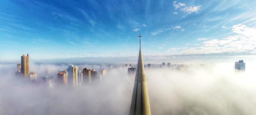 Com foto da catedral, maringaense vence concurso da National Geographic