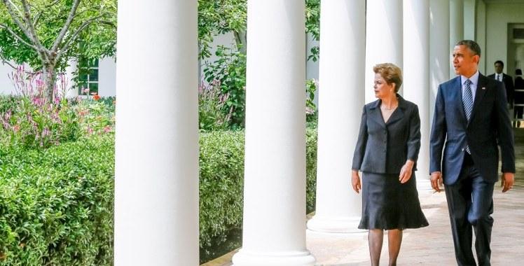 Obama diz que Dilma apoia reaproximação dos EUA com Cuba