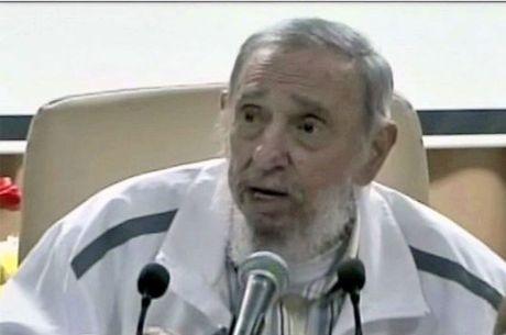 "Fidel Castro parabeniza Alexis Tsipras pela ""brilhante vitória"""