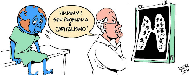 Crise econômica global: o capitalismo no beco sem saída